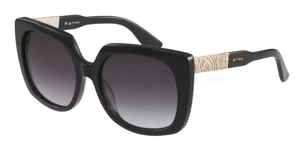 001 ET621S Sunglasses, Etro