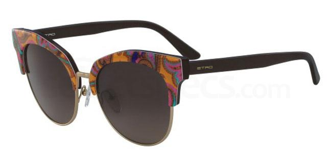 Etro colourful sunglasses