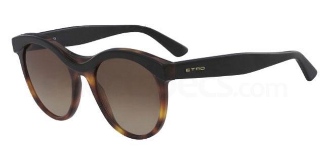 013 ET652S Sunglasses, Etro