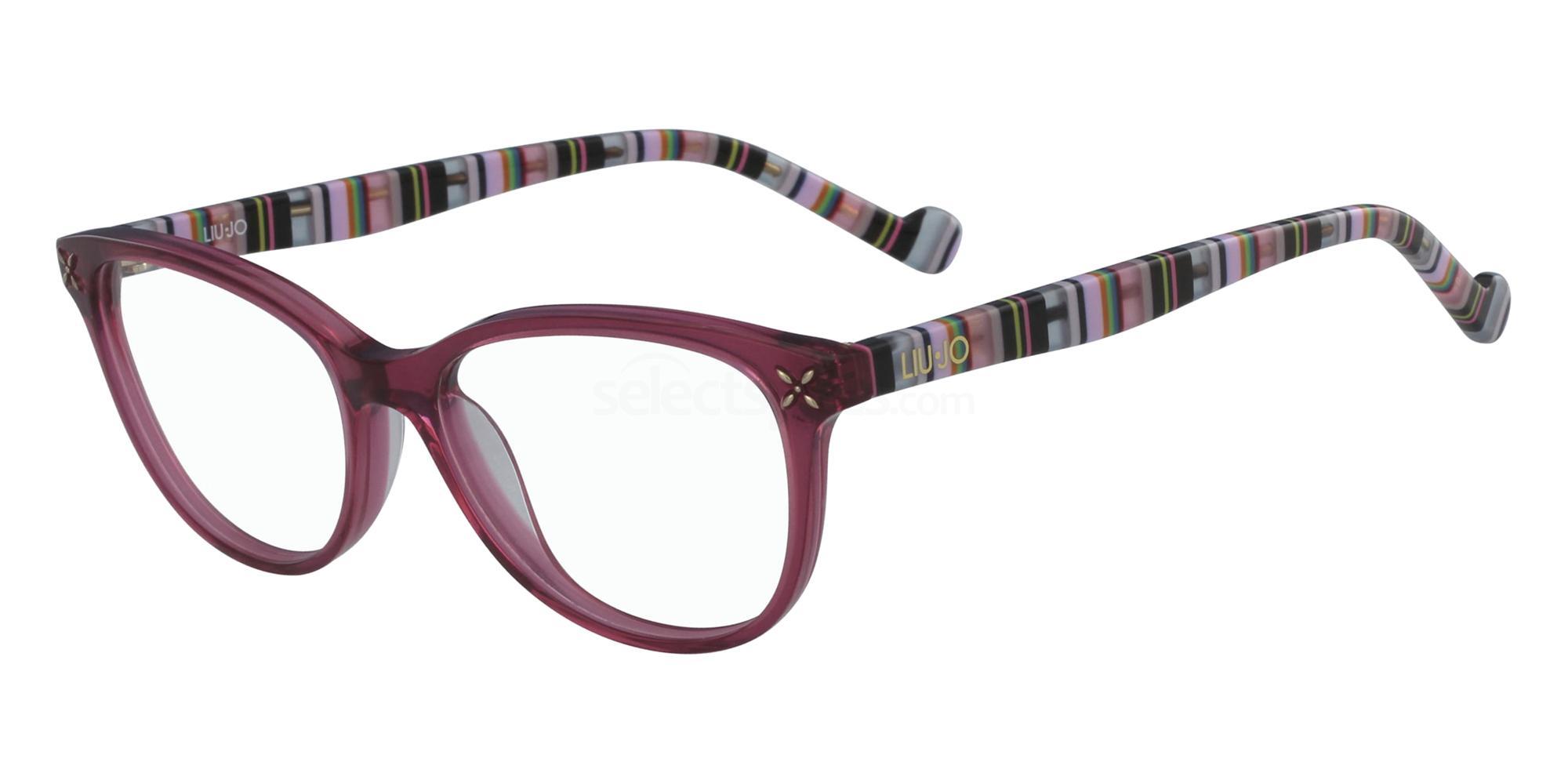 540 LJ2605 Glasses, Liu Jo