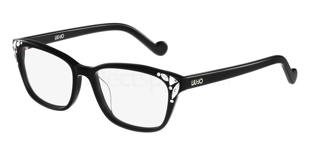 001 LJ2636R Glasses, Lui Jo