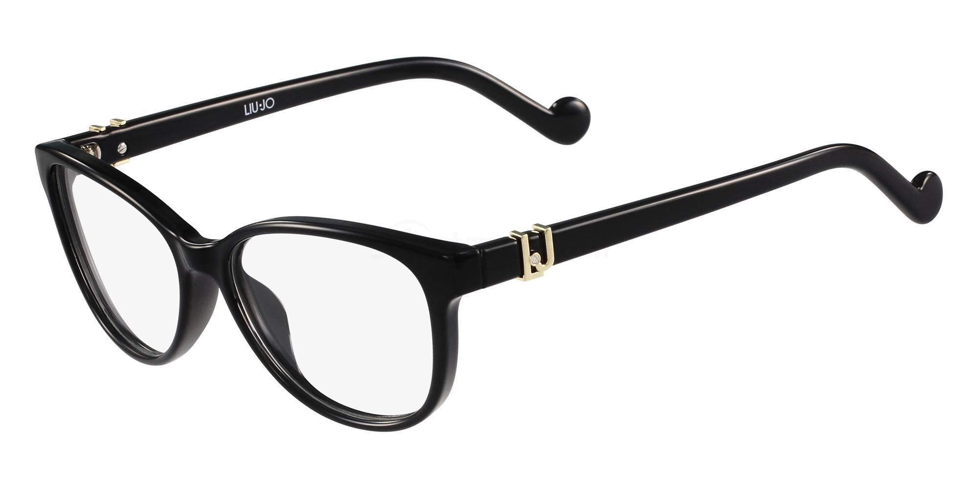 001 LJ2660R Glasses, Liu Jo