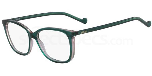 313 LJ2697 Glasses, Liu Jo