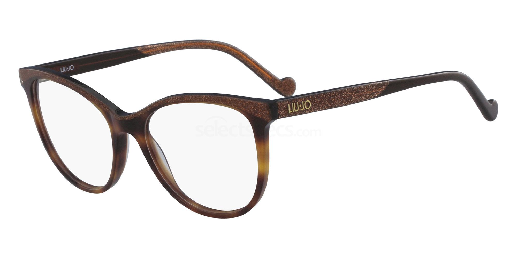 213 LJ2699R Glasses, Liu Jo