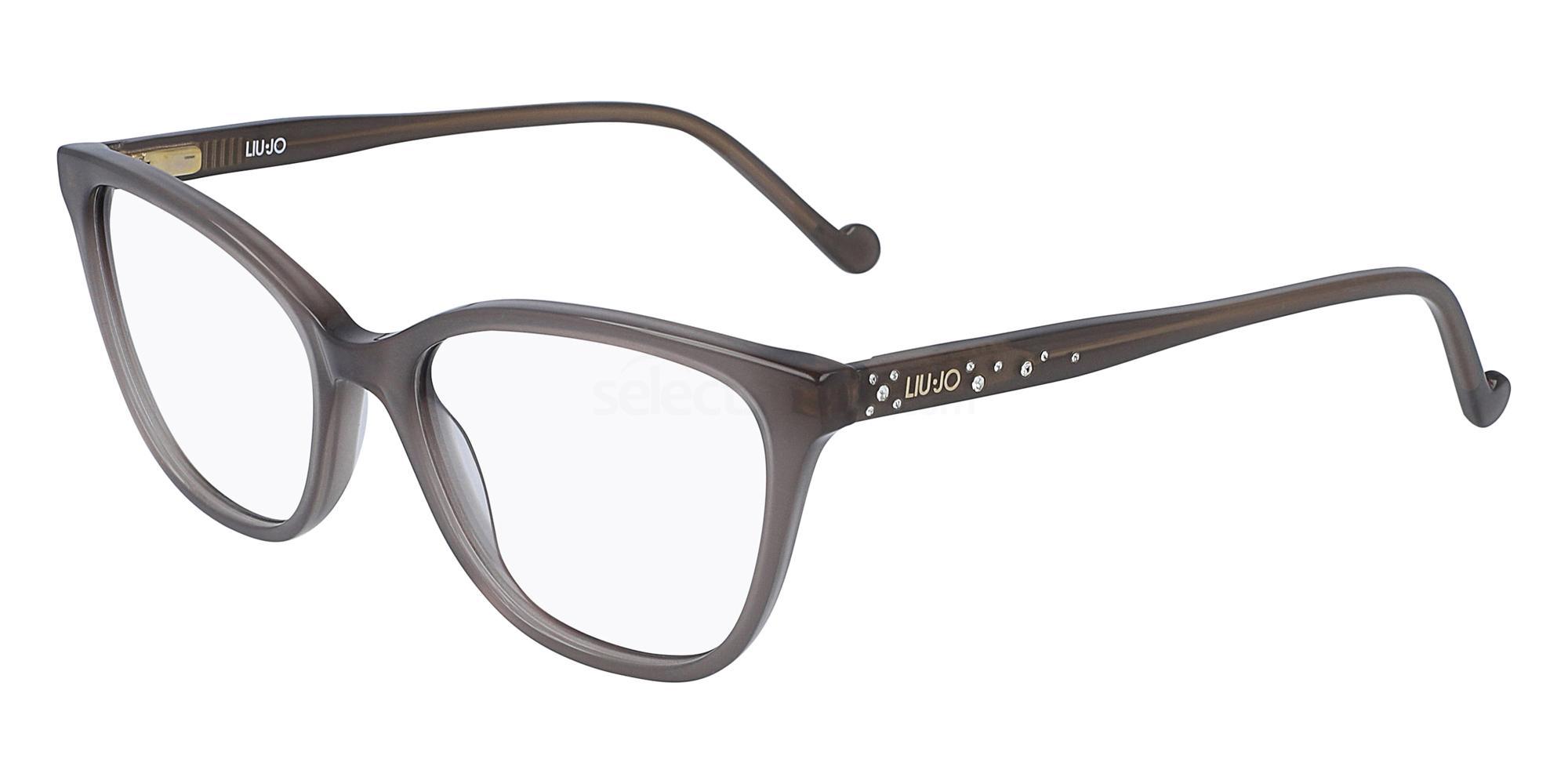 024 LJ2717R Glasses, Liu Jo