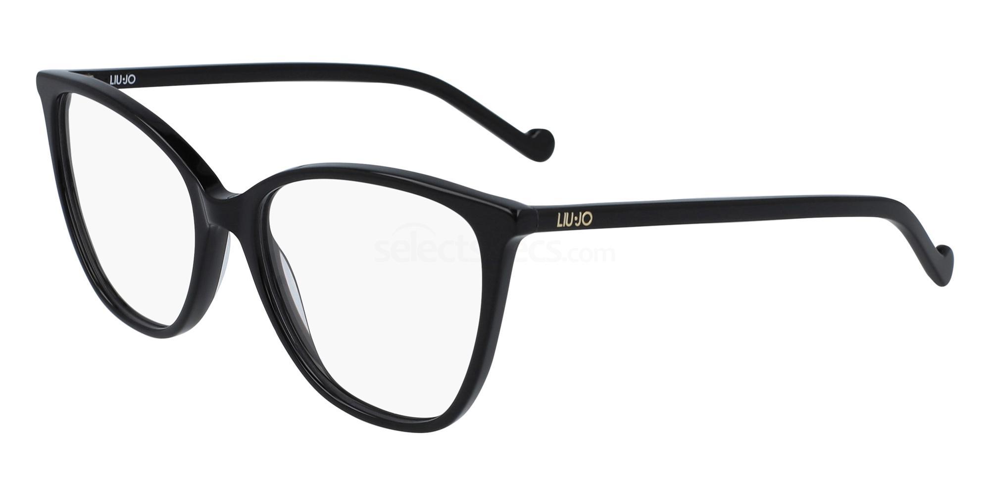 001 LJ2710 Glasses, Liu Jo
