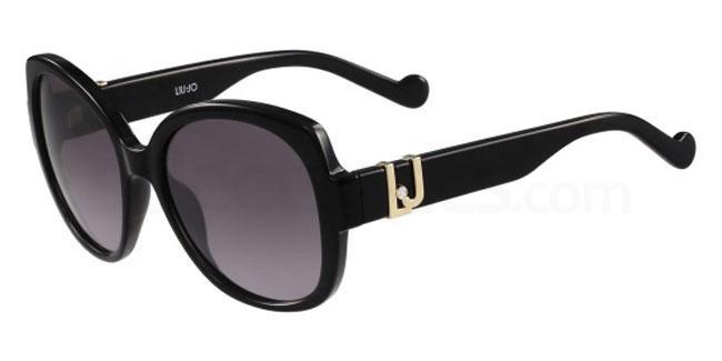001 LJ660SR Sunglasses, Liu Jo
