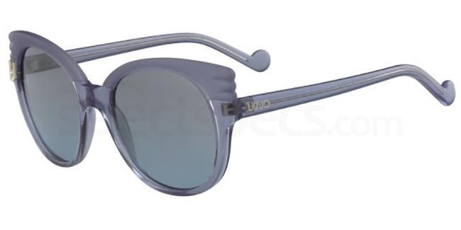 404 LJ687SR Sunglasses, Liu Jo