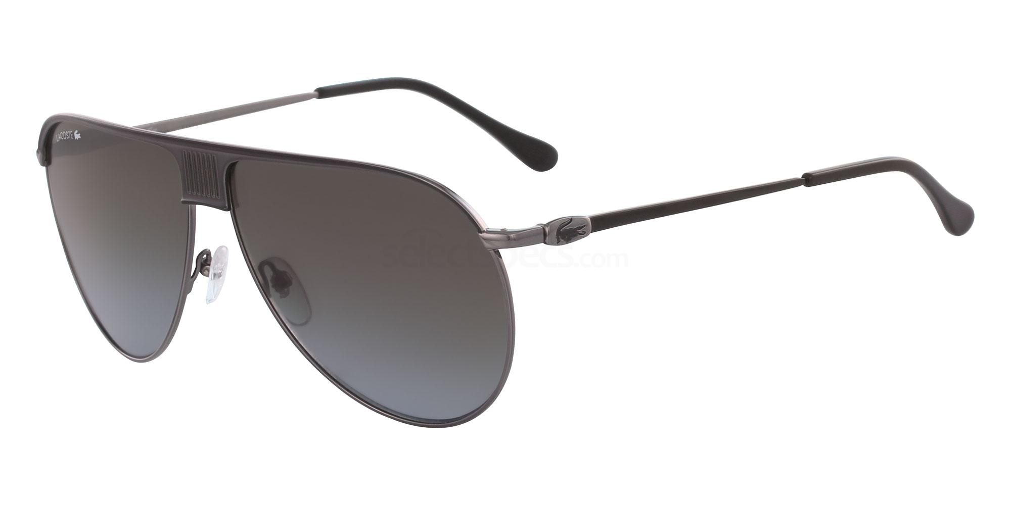 001 L200S Sunglasses, Lacoste