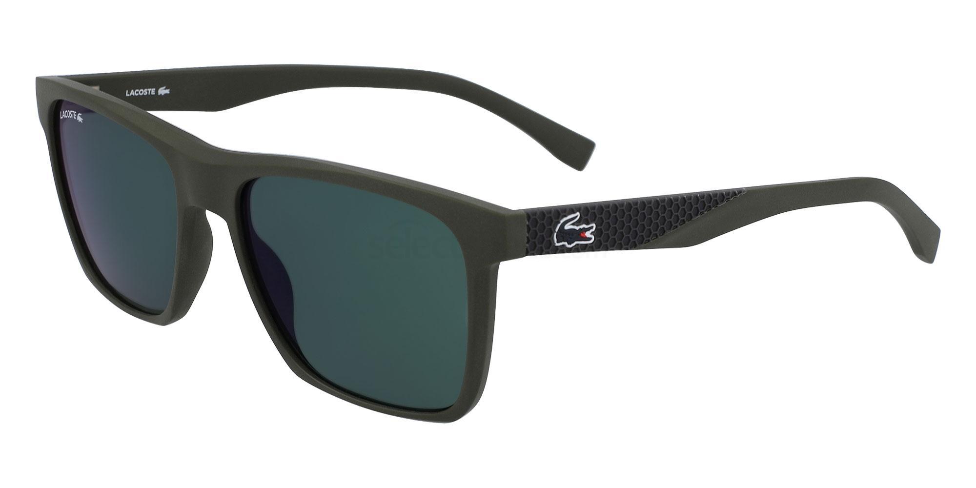 315 L900S Sunglasses, Lacoste