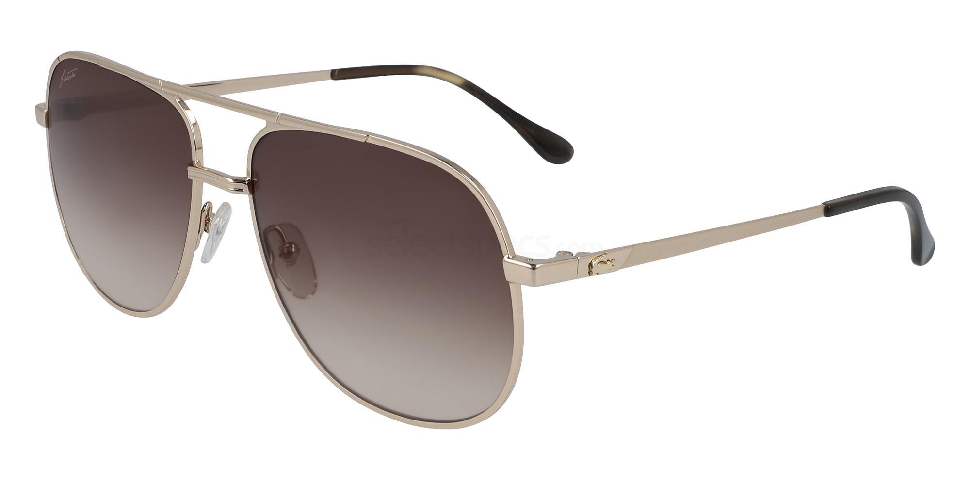 757 L222S Sunglasses, Lacoste