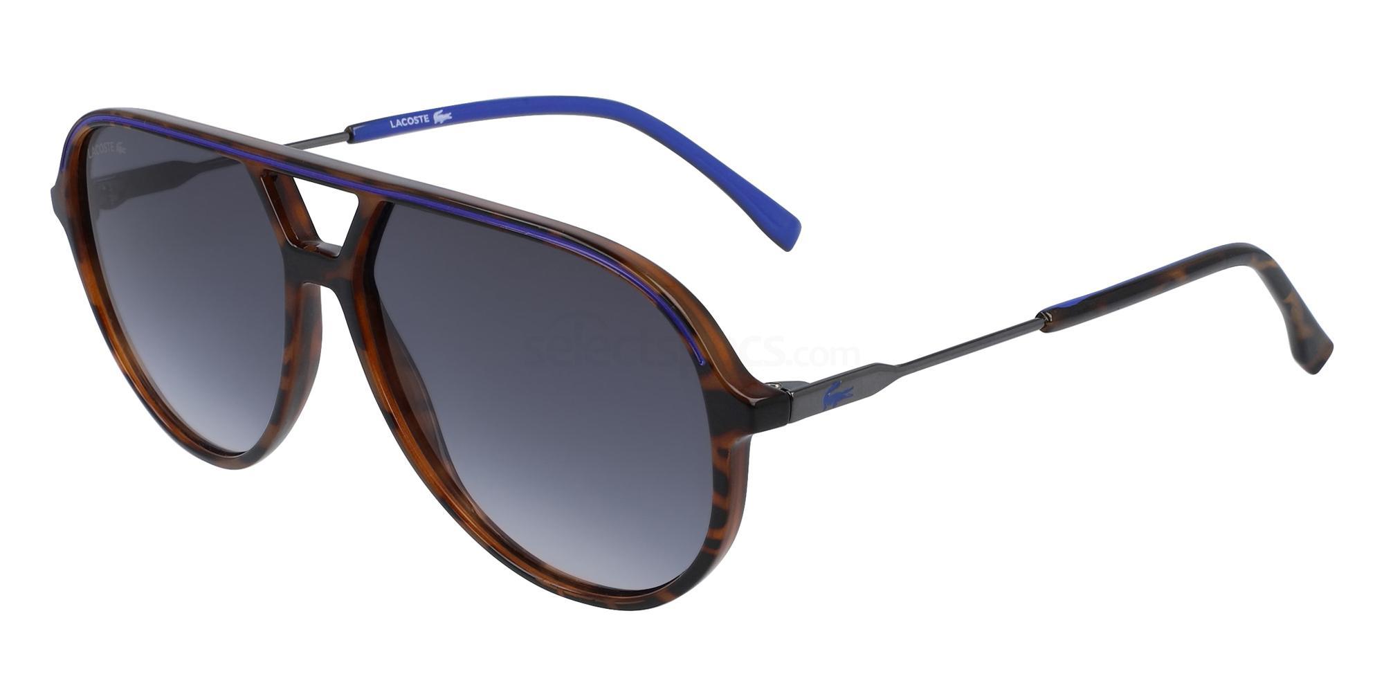 214 L927S Sunglasses, Lacoste