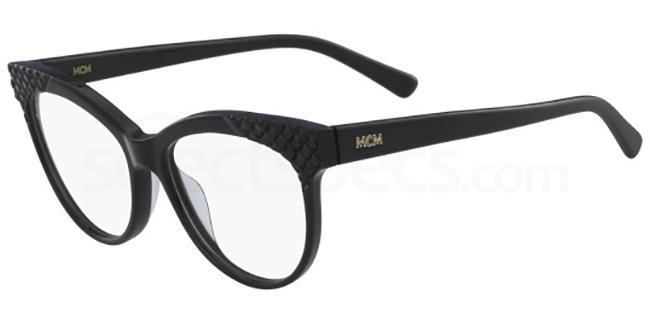 001 MCM2643R Glasses, MCM