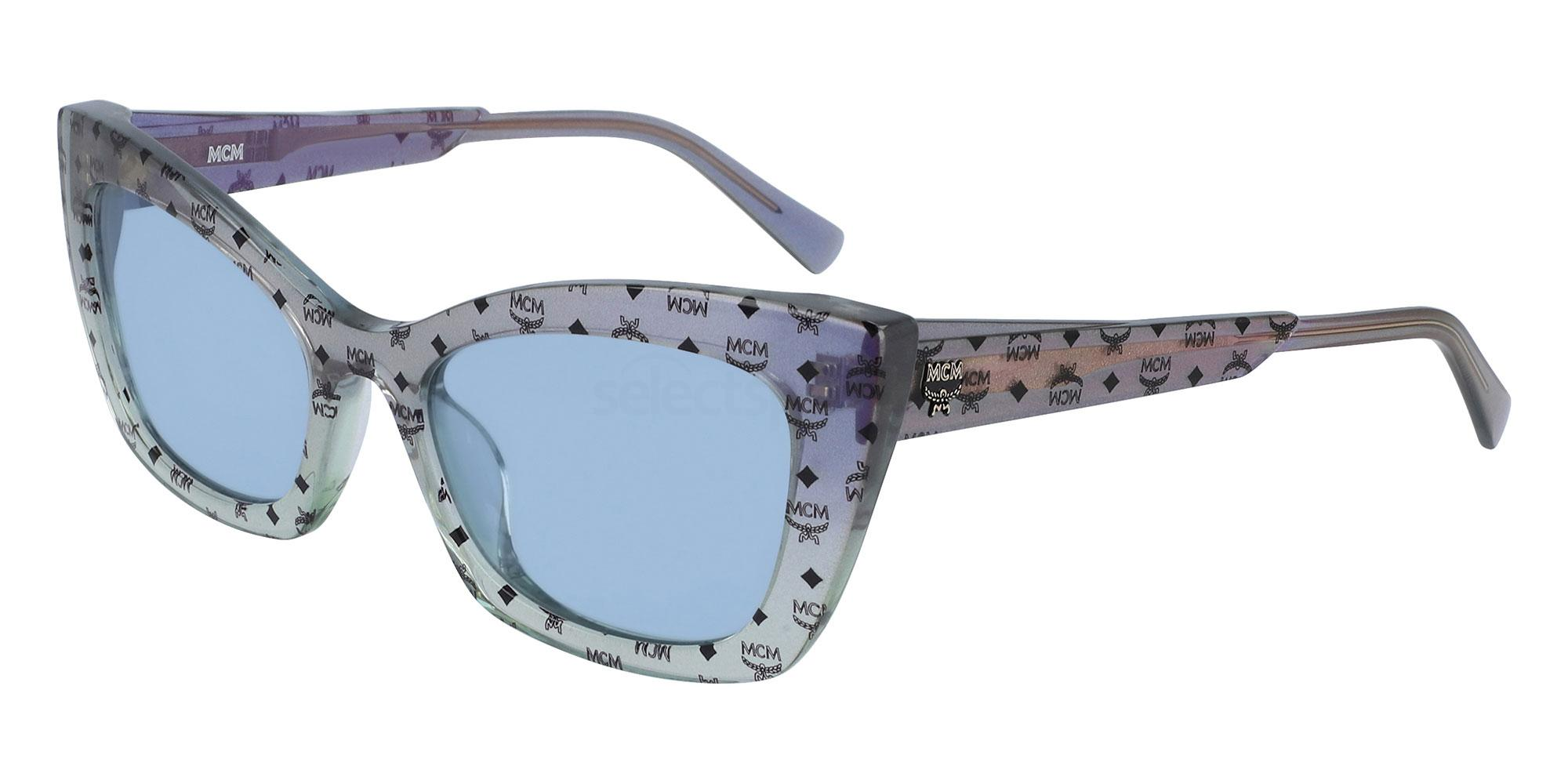 417 MCM682S Sunglasses, MCM