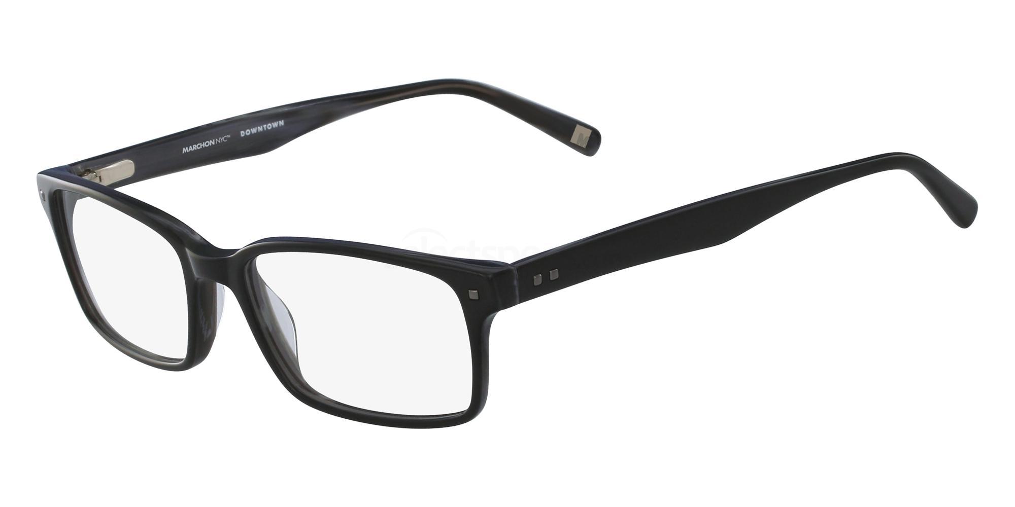 001 M-HERALD SQ Glasses, Marchon