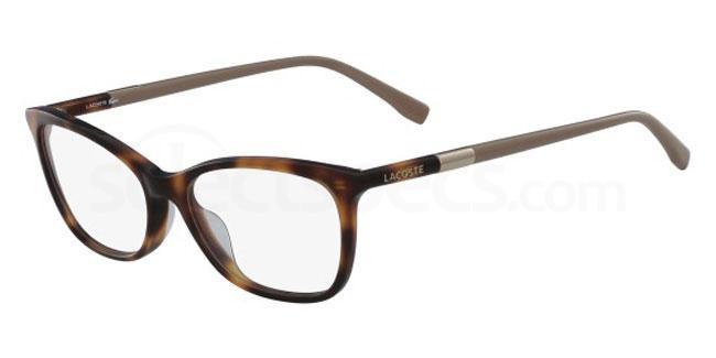 214 L2791 Glasses, Lacoste