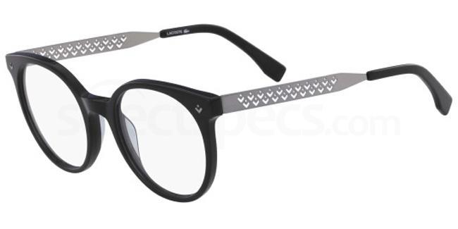 001 L2806 Glasses, Lacoste