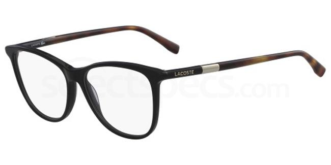 001 L2822 Glasses, Lacoste