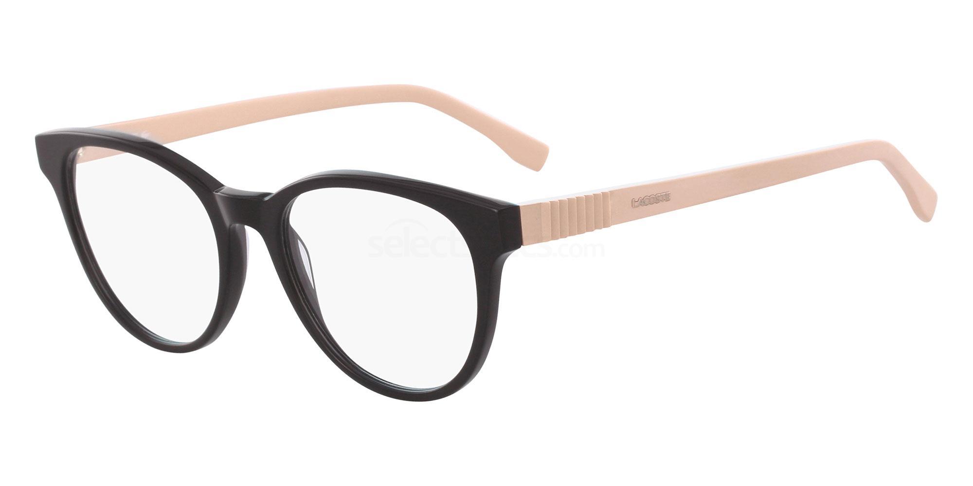 001 L2834 Glasses, Lacoste