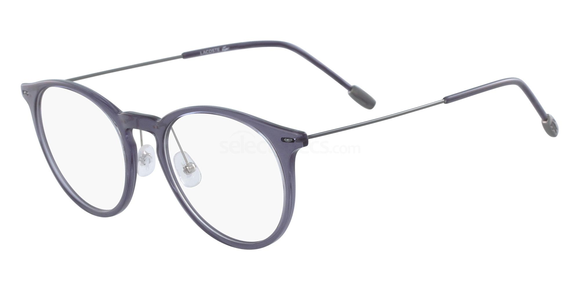035 L2846 Glasses, Lacoste