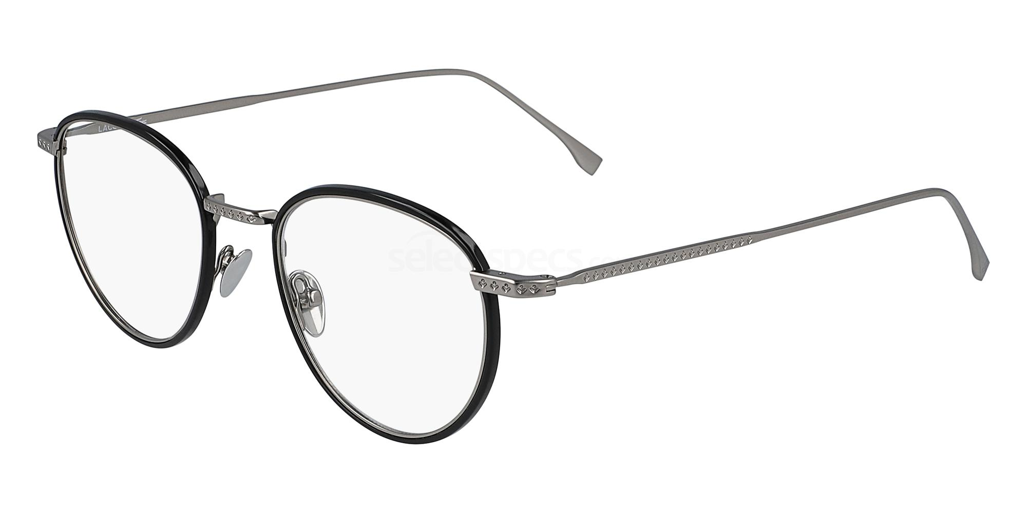 001 L2602ND Glasses, Lacoste