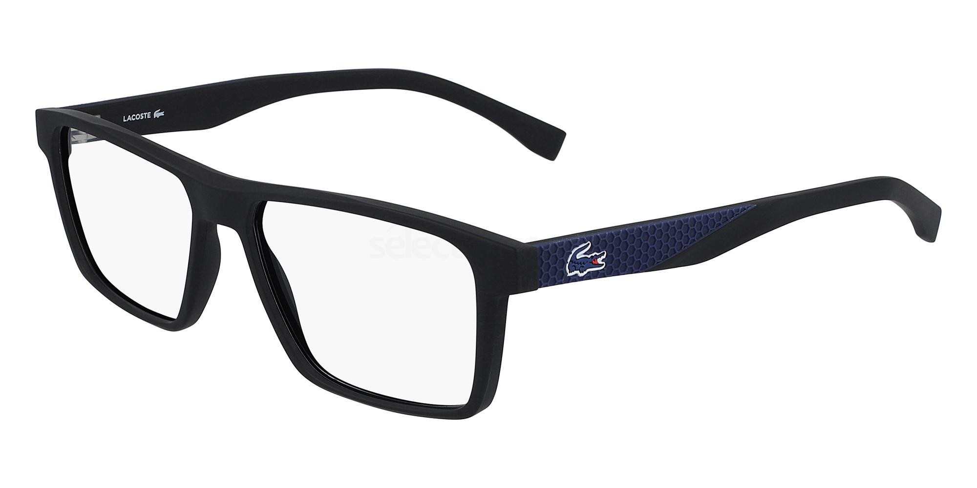 001 L2843 Glasses, Lacoste