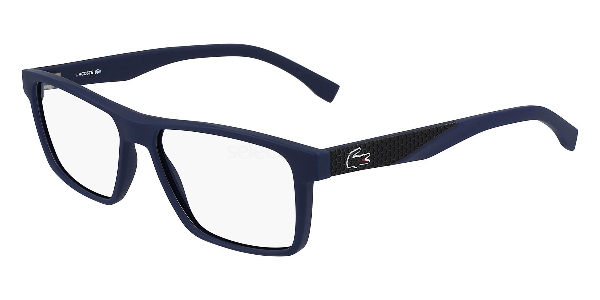 424 L2843 Glasses, Lacoste