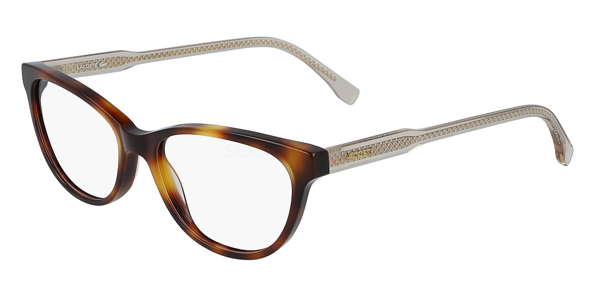 214 L2850 Glasses, Lacoste