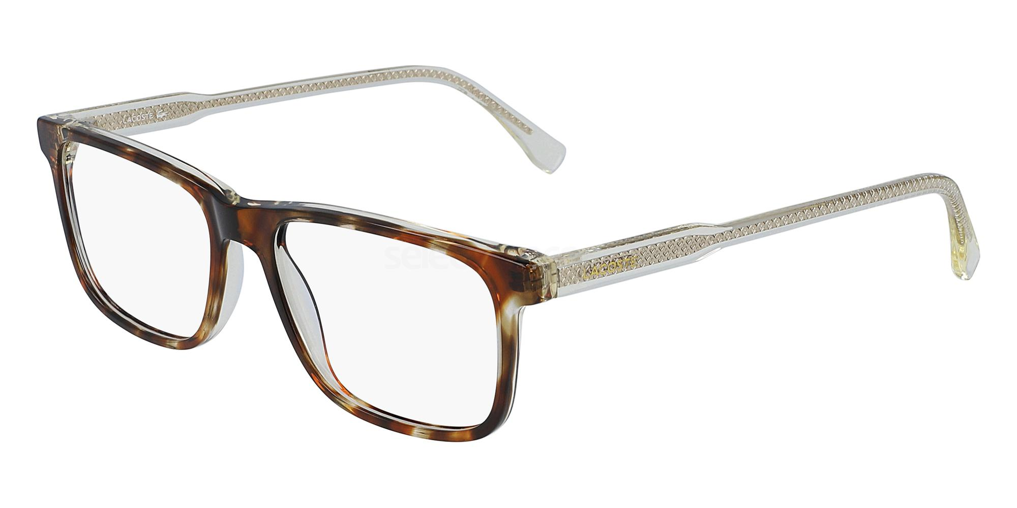 218 L2852 Glasses, Lacoste