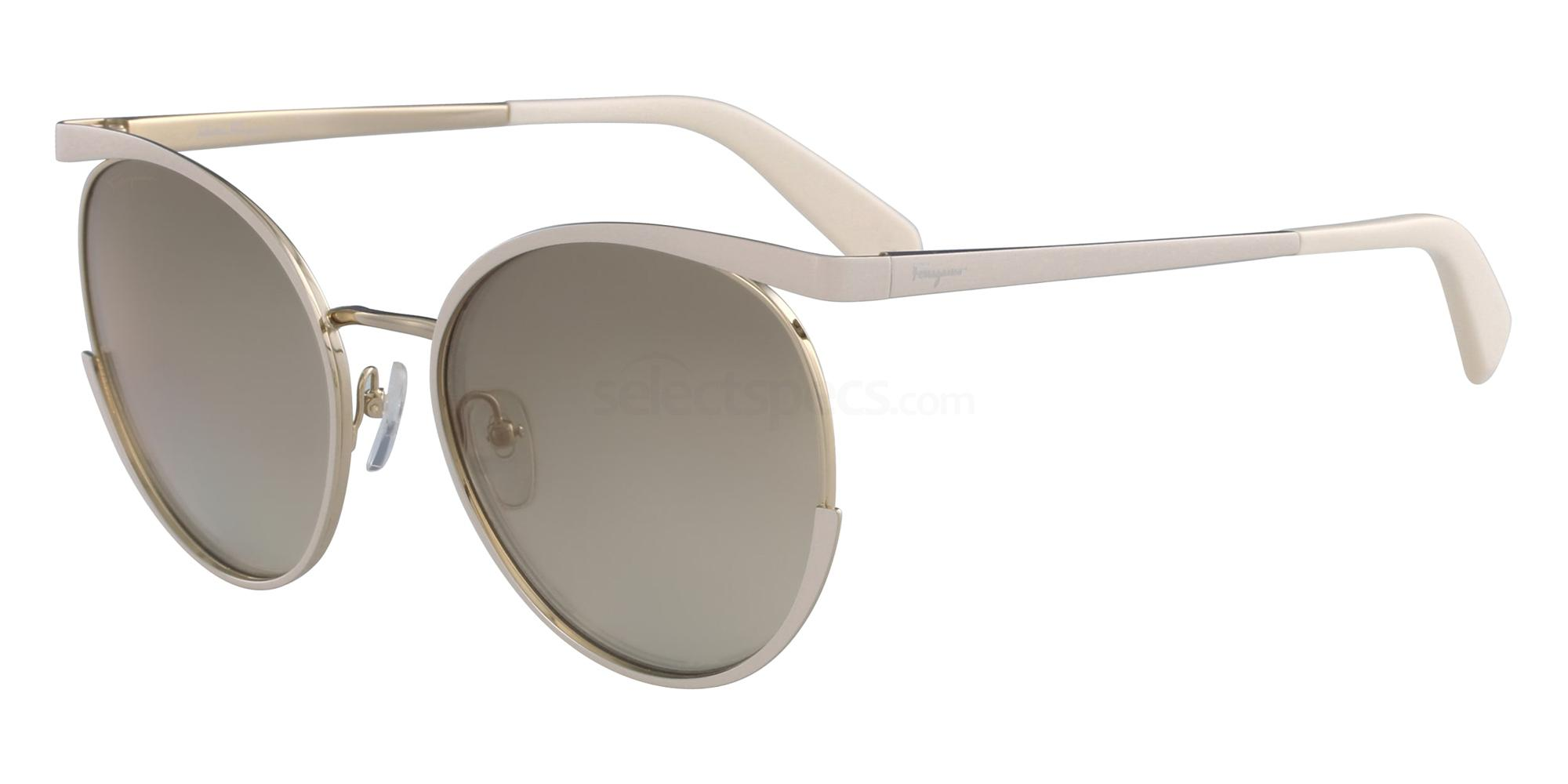 109 SF165S Sunglasses, Salvatore Ferragamo