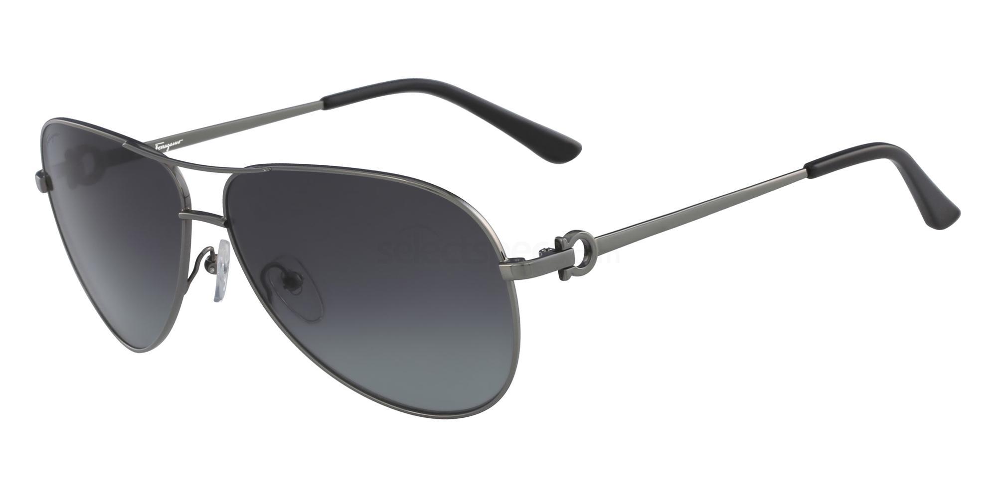 033 SF167S Sunglasses, Salvatore Ferragamo