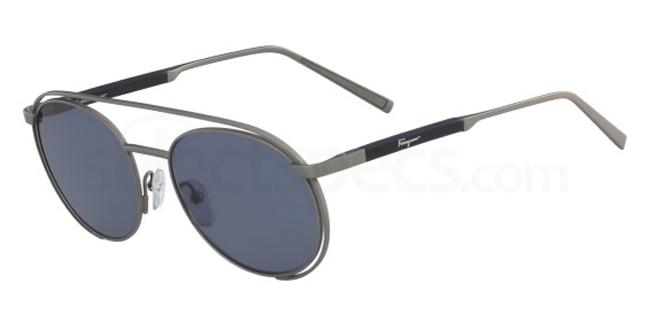 033 SF169S Sunglasses, Salvatore Ferragamo