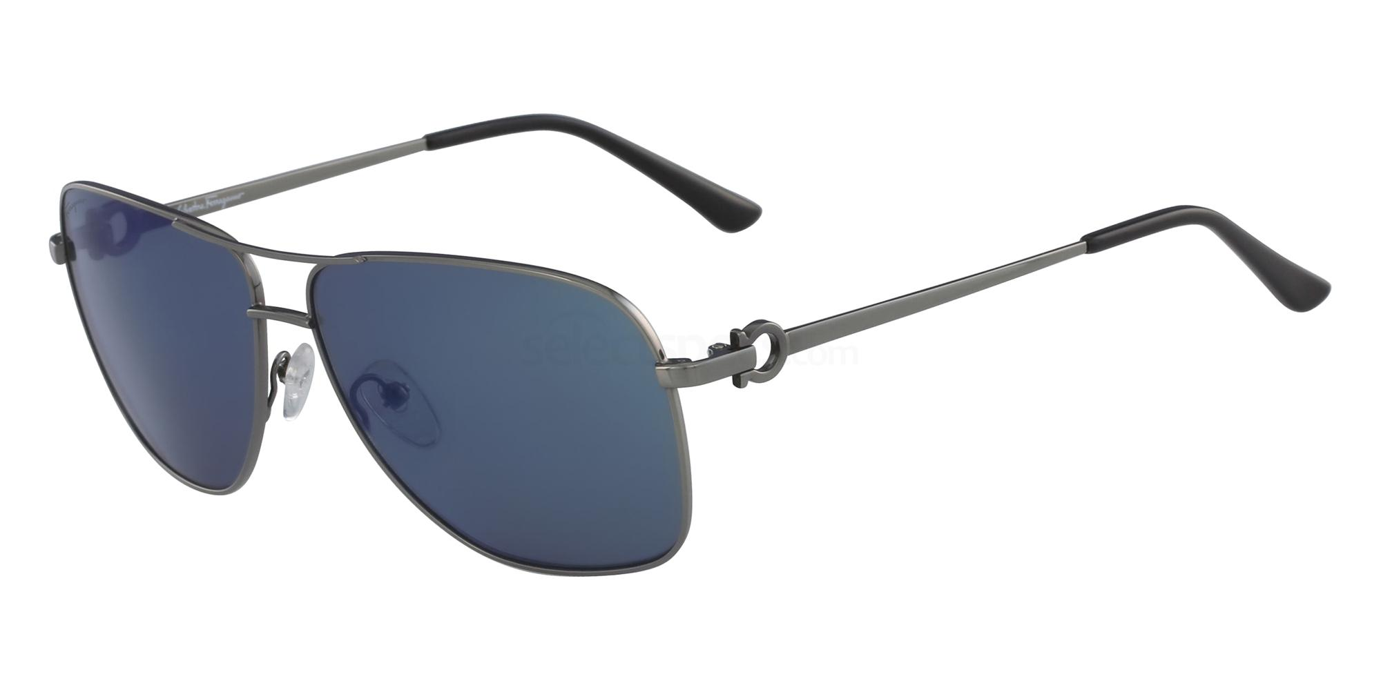033 SF170S Sunglasses, Salvatore Ferragamo