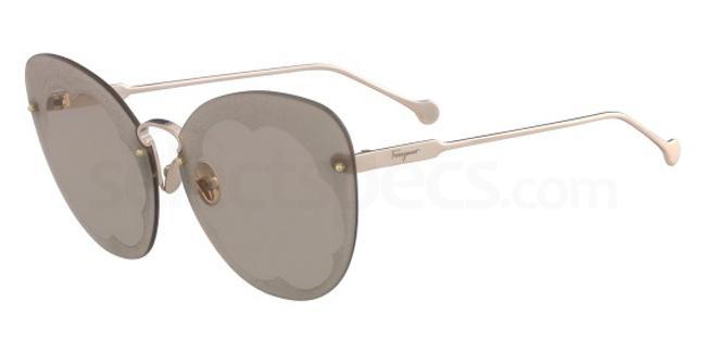 718 SF178S FIORE Sunglasses, Salvatore Ferragamo