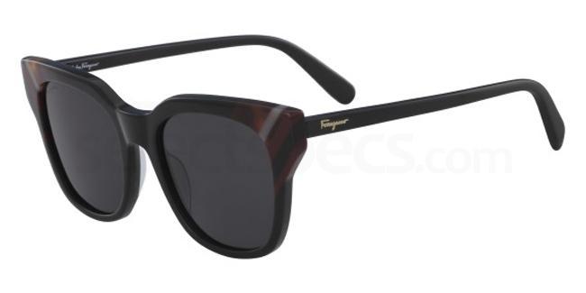 001 SF875S Sunglasses, Salvatore Ferragamo