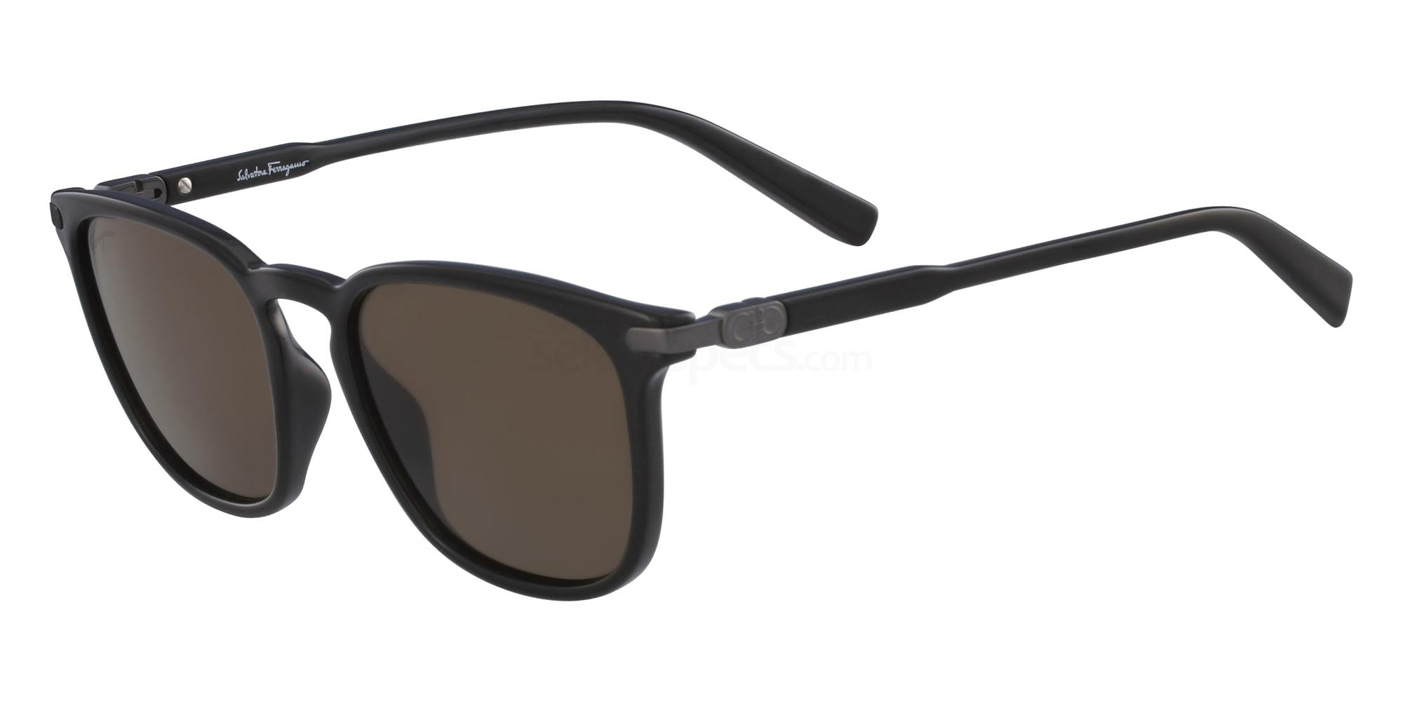 001 SF881S Sunglasses, Salvatore Ferragamo