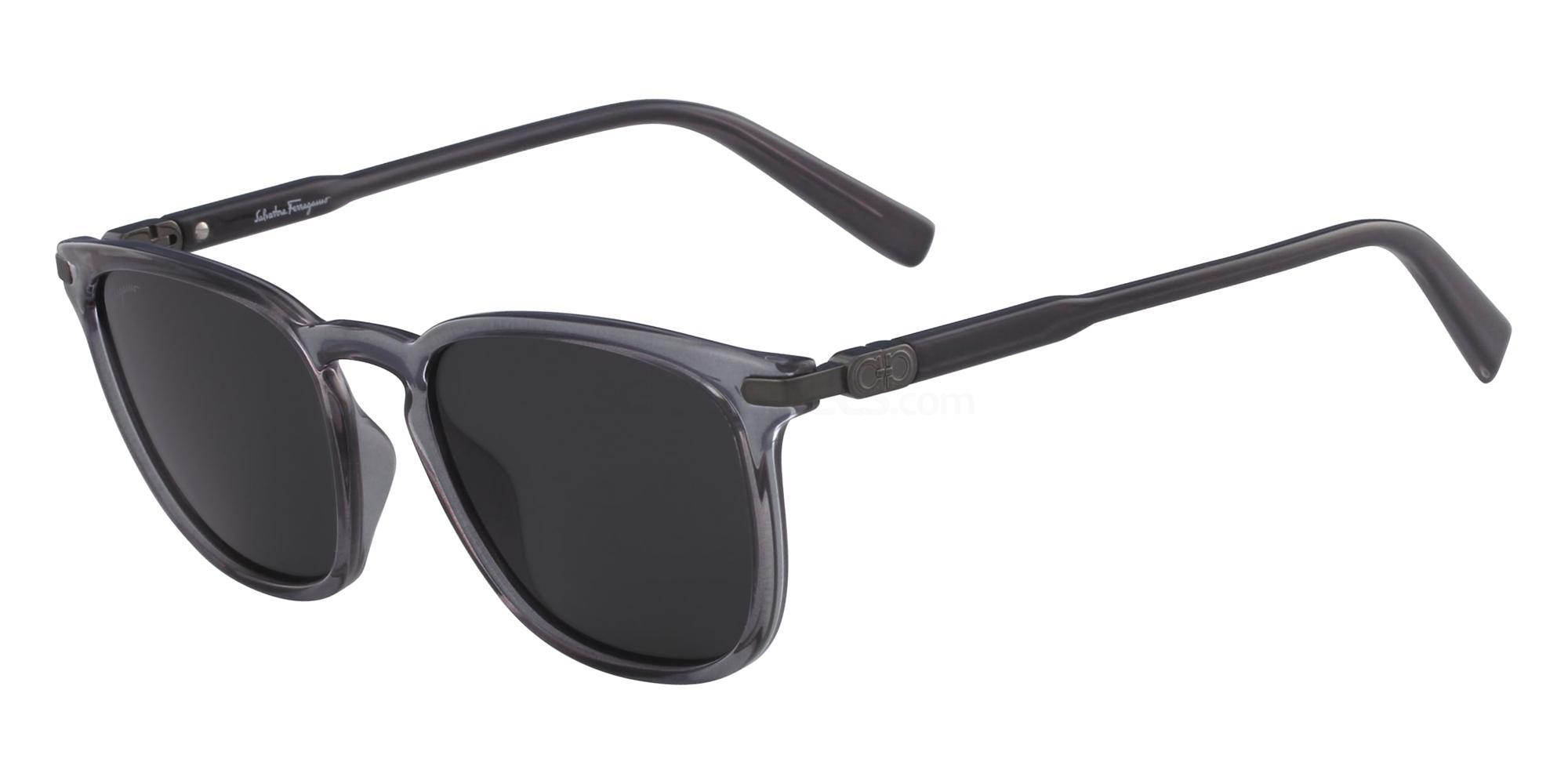 058 SF881S Sunglasses, Salvatore Ferragamo