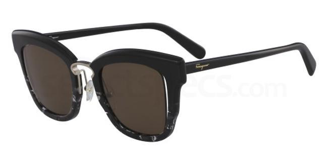 005 SF886S Sunglasses, Salvatore Ferragamo