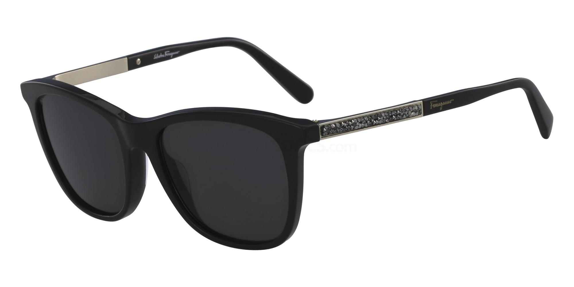 001 SF888SR Sunglasses, Salvatore Ferragamo