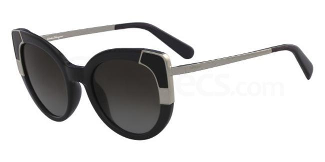 057 SF890S Sunglasses, Salvatore Ferragamo