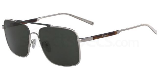 035 SF173S Sunglasses, Salvatore Ferragamo