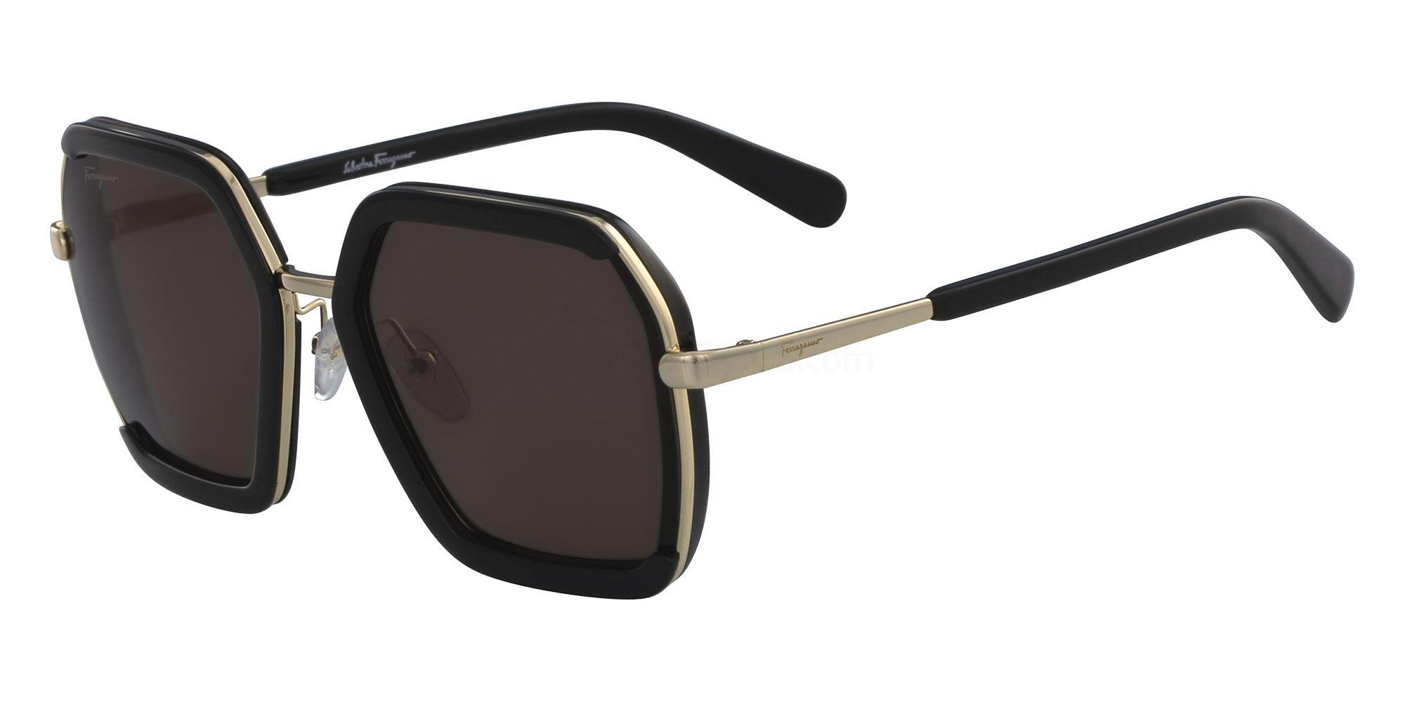 001 SF901S Sunglasses, Salvatore Ferragamo