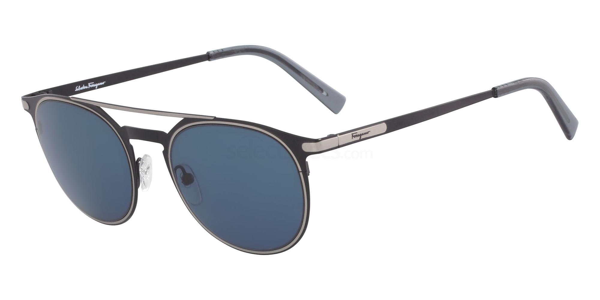 002 SF186S Sunglasses, Salvatore Ferragamo