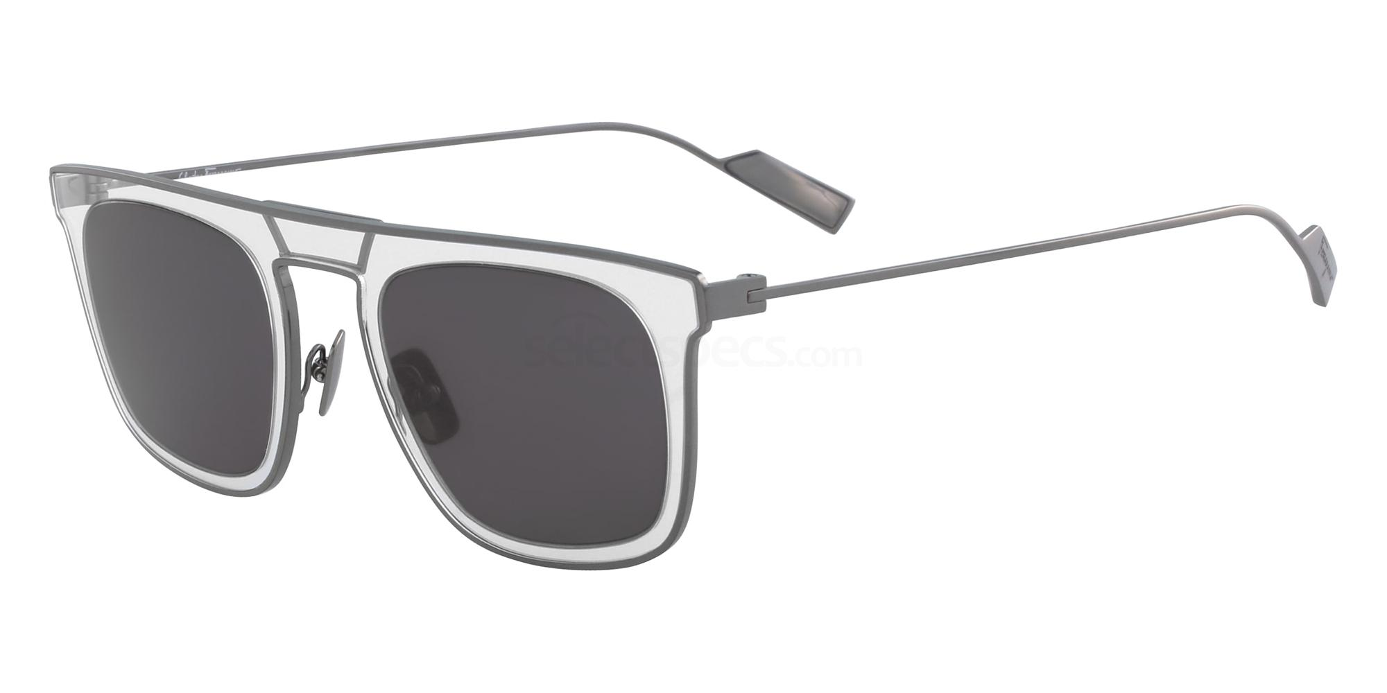 049 SF187S Sunglasses, Salvatore Ferragamo