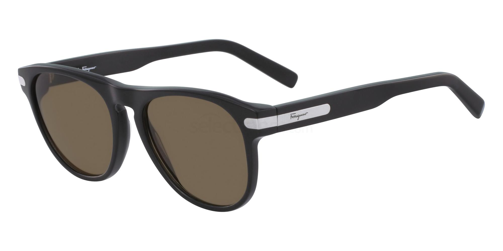 001 SF916S Sunglasses, Salvatore Ferragamo