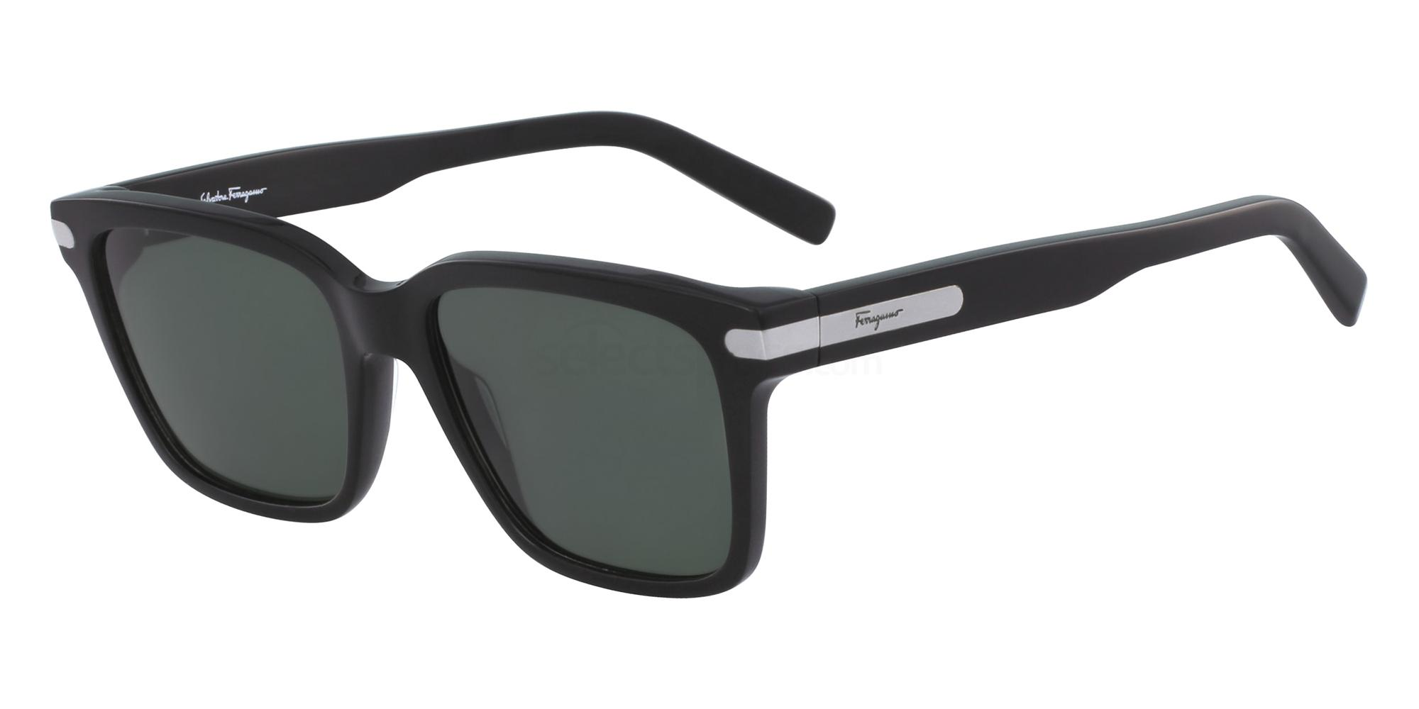 001 SF917S Sunglasses, Salvatore Ferragamo
