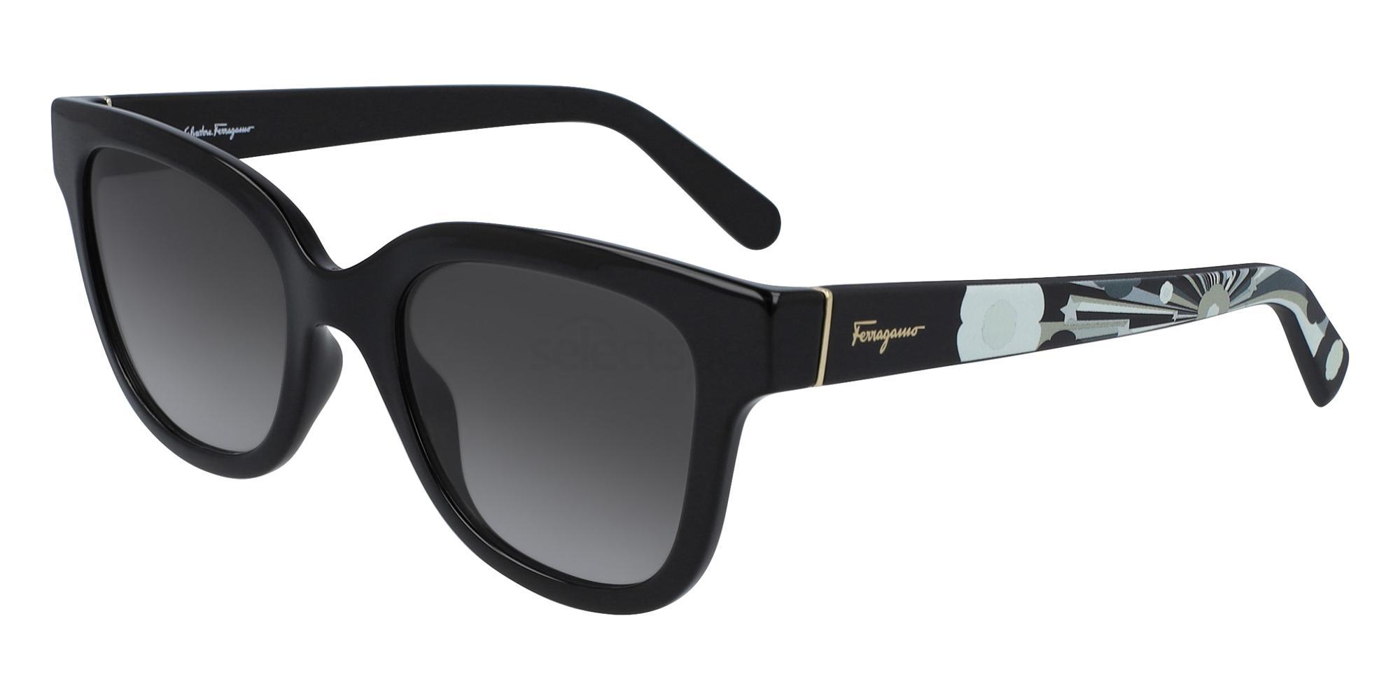 001 SF927S Sunglasses, Salvatore Ferragamo