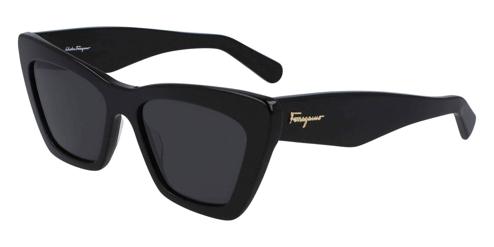 001 SF929S Sunglasses, Salvatore Ferragamo