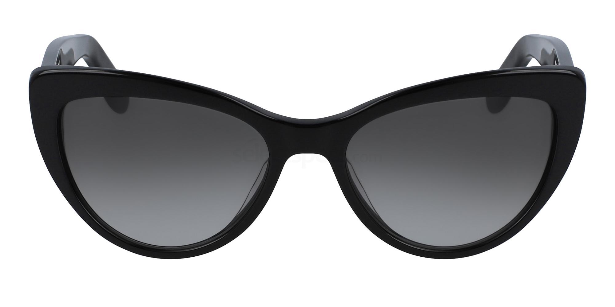 001 SF930S Sunglasses, Salvatore Ferragamo