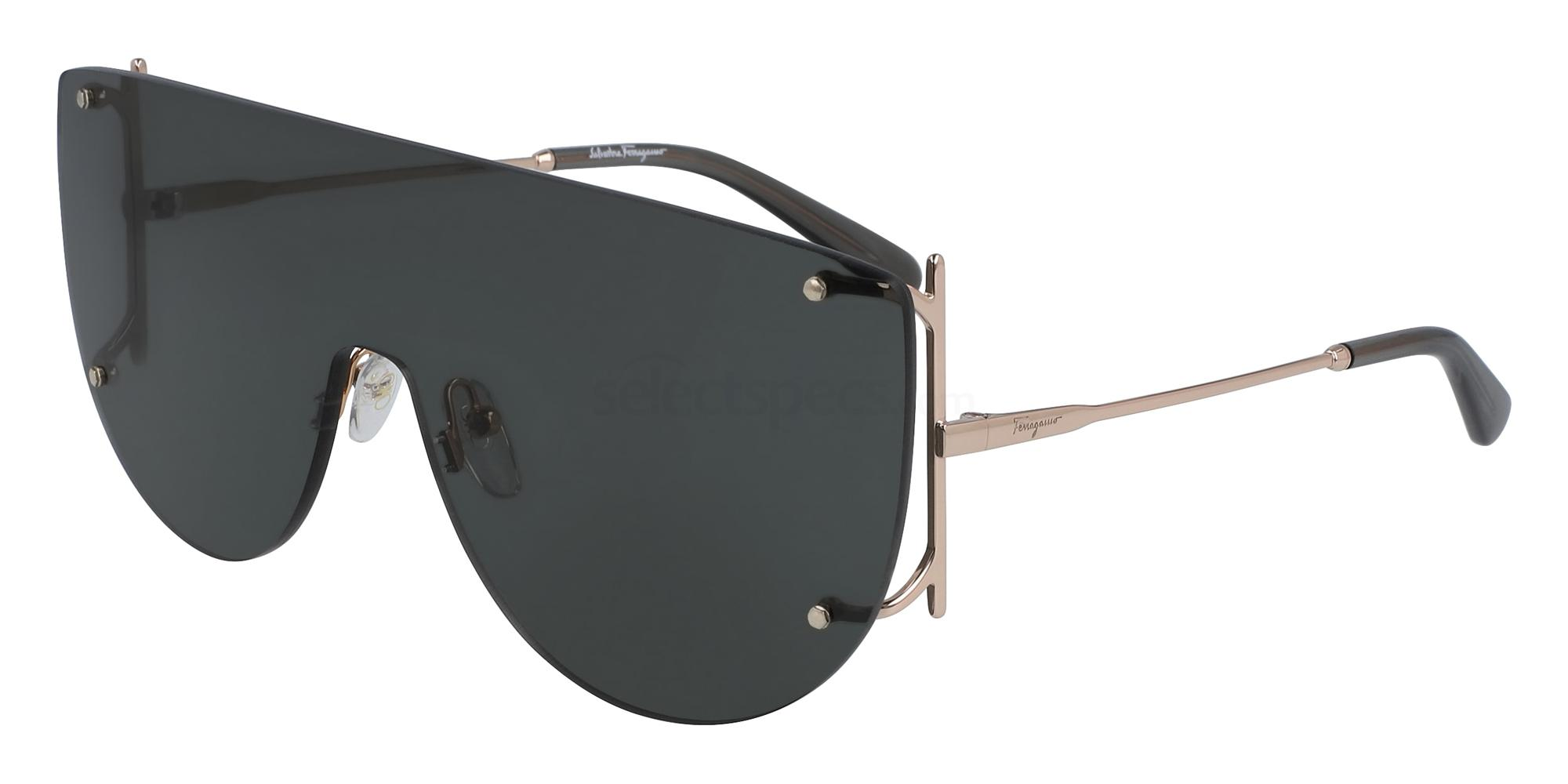 785 SF222S Sunglasses, Salvatore Ferragamo